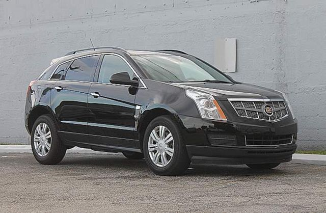 2010 Cadillac SRX Base Hollywood, Florida 51