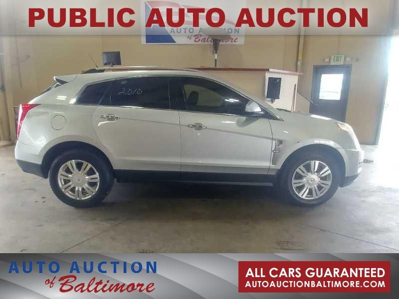 2010 Cadillac SRX Luxury Collection | JOPPA, MD | Auto Auction of Baltimore  in JOPPA MD