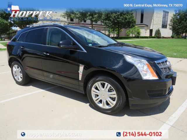 2010 Cadillac SRX Luxury
