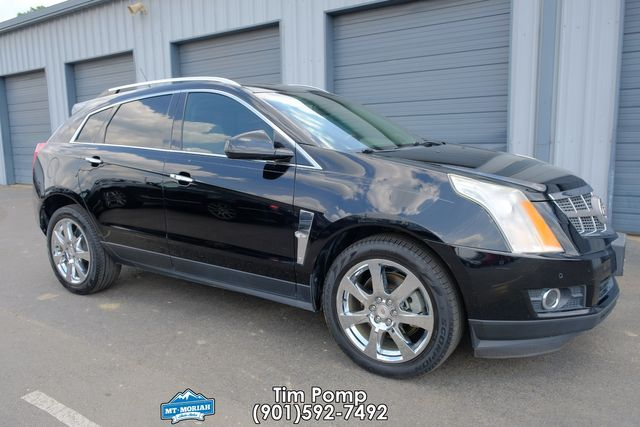 2010 Cadillac SRX Premium Collection sunroof navigation