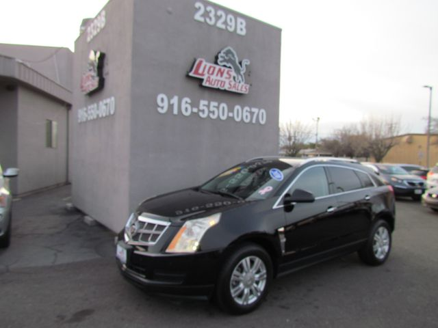 2010 Cadillac SRX Luxury Collection in Sacramento, CA 95825