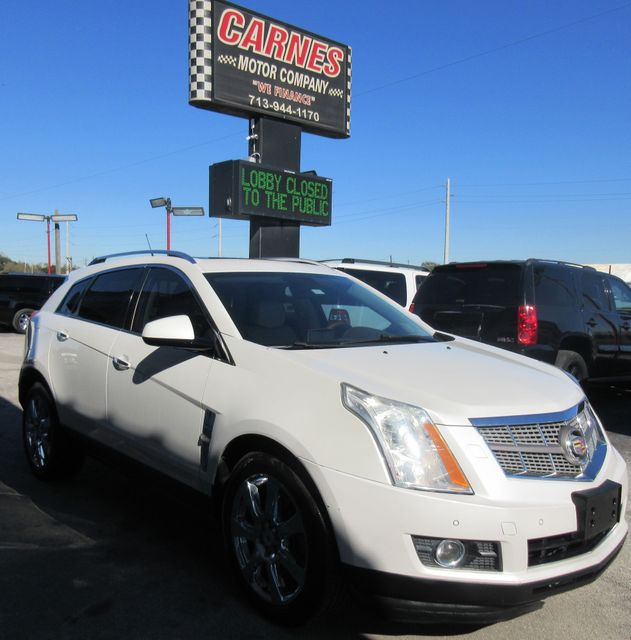 2010 Cadillac SRX Premium Collection south houston, TX 4