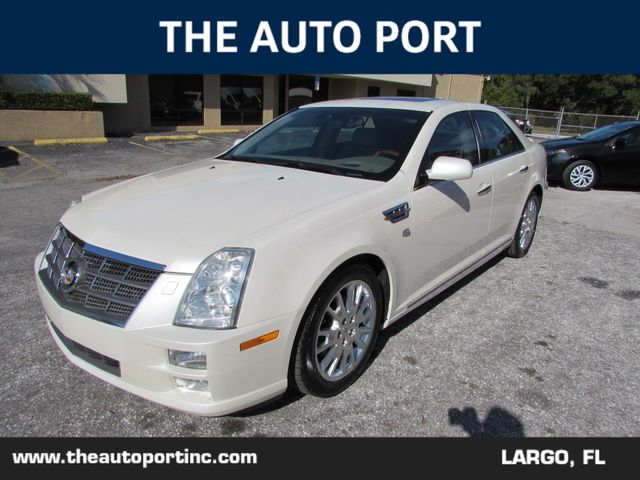 2010 Cadillac STS RWD w/1SC