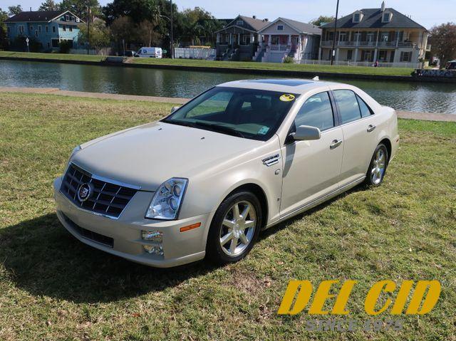 2010 Cadillac STS RWD w/1SB