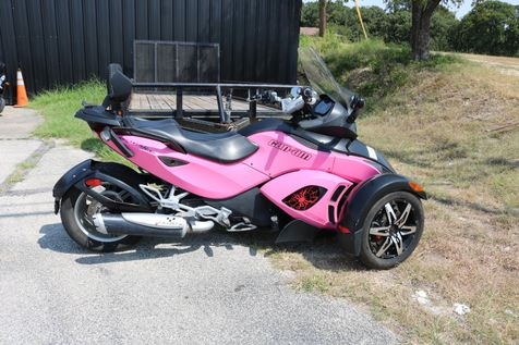 2010 Can-Am™ Spyder-Roadster RS-S TMU mileage   Hurst, Texas   Reed's Motorcycles in Hurst, Texas