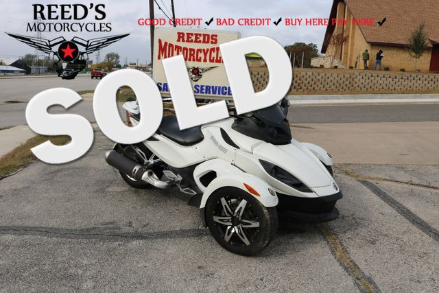 2010 Can-Am Spyder Roadster RS-S   Hurst, Texas   Reed's Motorcycles in Hurst Texas