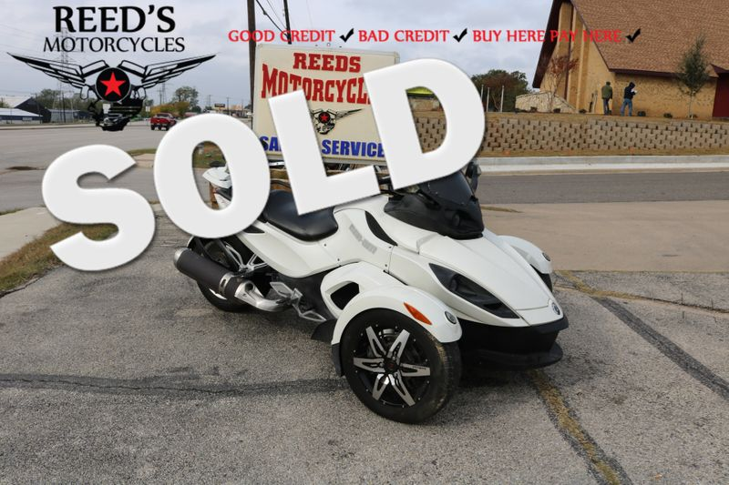 2010 Can-Am Spyder Roadster RS-S | Hurst, Texas | Reed's Motorcycles in Hurst Texas