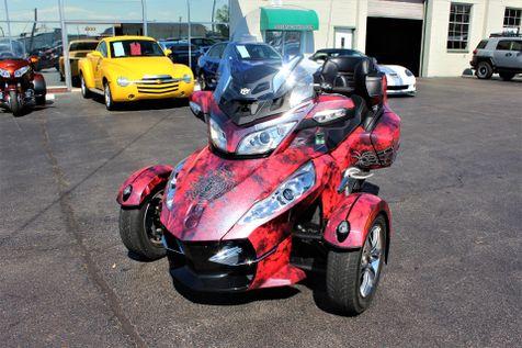 2010 Can-Am Spyder RT Premiere Edition #0123 | Granite City, Illinois | MasterCars Company Inc. in Granite City, Illinois