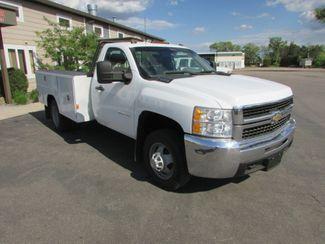 2010 Chevrolet 2010 3500HD 4x4 Service Utility Truck   St Cloud MN  NorthStar Truck Sales  in St Cloud, MN