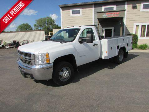 2010 Chevrolet 2010 3500HD 4x4 Service Utility Truck  in St Cloud, MN