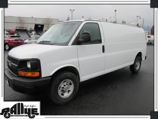 2010 Chevrolet 2500 Express Cargo Van in Burlington WA, 98233