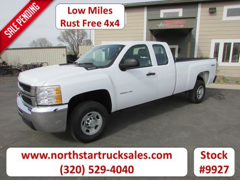 2010 Chevrolet 2500HD 4x4 Ex-Cab Pickup  in St Cloud, MN