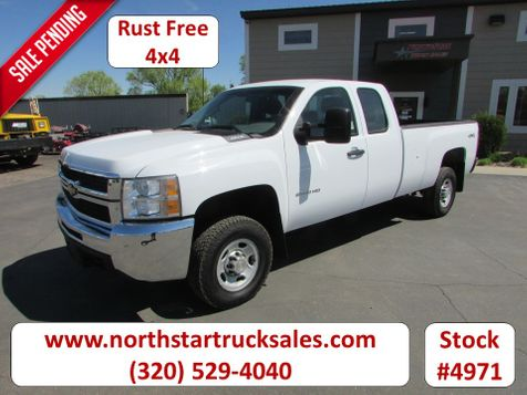 2010 Chevrolet 2500HD 4x4 Ext Cab Long box Pickup  in St Cloud, MN