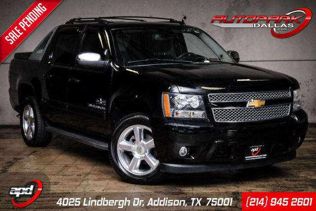 2010 Chevrolet Avalanche LS Texas Edition