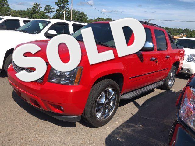 2010 Chevrolet Avalanche LTZ - John Gibson Auto Sales Hot Springs in Hot Springs Arkansas