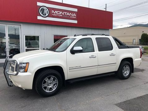 2010 Chevrolet Avalanche LTZ in