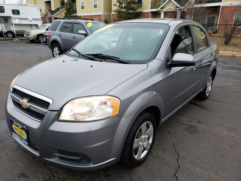 2010 Chevrolet Aveo LT w/1LT | Champaign, Illinois | The Auto Mall of Champaign in Champaign Illinois