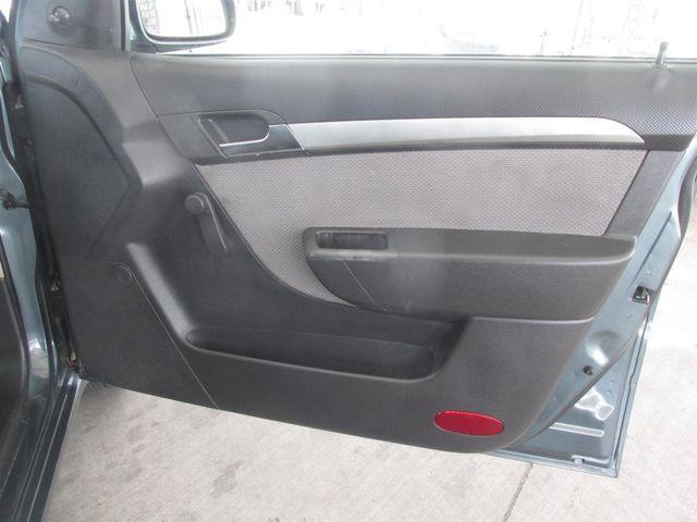 2010 Chevrolet Aveo LT w/1LT Gardena, California 13
