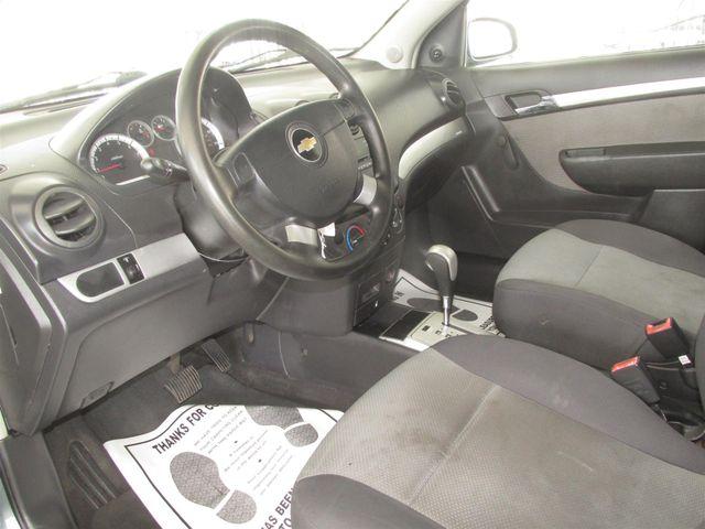 2010 Chevrolet Aveo LT w/1LT Gardena, California 4