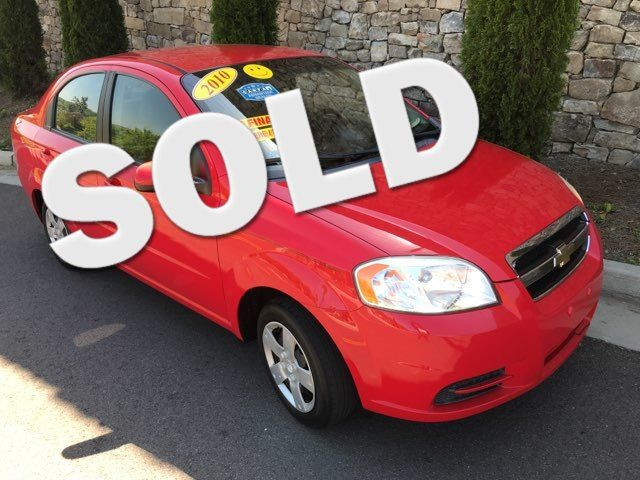 2010 Chevrolet-2 Owner !!! Auto!! $3995!! Aveo-BUY HERE PAY HERE! LT-CARMARSOUTH.COM Knoxville, Tennessee