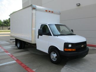 2010 Chevrolet Box Truck Express Commercial Cutaway 3500- Low Miles in Dallas, TX Texas, 75074