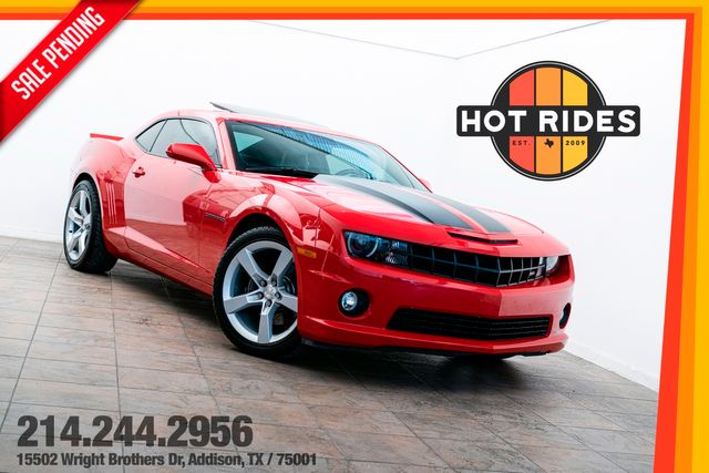 2010 Chevrolet Camaro SS 2SS/RS Heads/Cam Many Upgrades in Addison, TX 75001