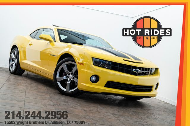 2010 Chevrolet Camaro SS 2SS/RS Only 8k Miles
