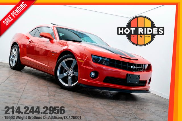 2010 Chevrolet Camaro SS 2SS/RS w/ SLP Performance Package