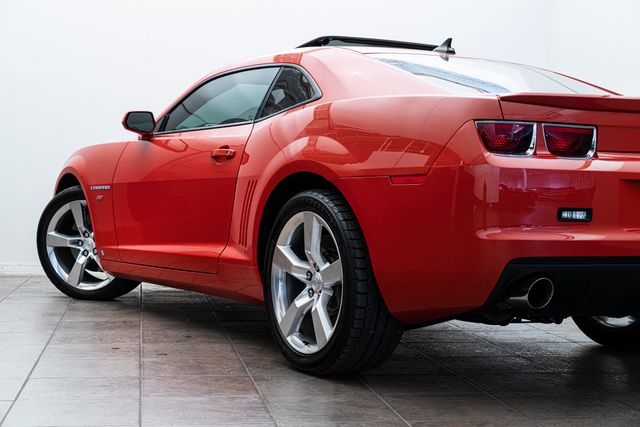 2010 Chevrolet Camaro SS 2SS/RS w/ SLP Performance Package in Addison, TX 75001
