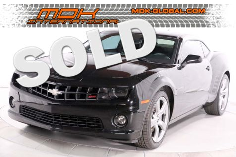 2010 Chevrolet Camaro 2SS - LS3 6.2L V8 - RS pkg - Leather - Manual in Los Angeles