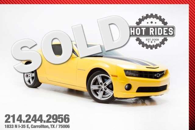 2010 Chevrolet Camaro SS 2SS With RS Pkg.