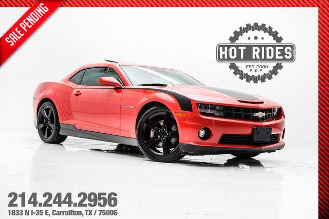 2010 Chevrolet Camaro SS Supercharged, Cammed & Many Upgrades