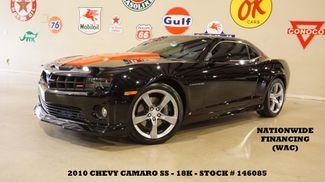 2010 Chevrolet Camaro 2SS Coupe 6 SPD,SUNROOF,HTD LTH,18K,WE FINANCE in Carrollton, TX 75006