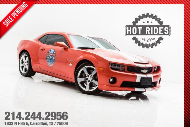 2010 Chevrolet Camaro SS Indy 500 Pace Car Limited Edition