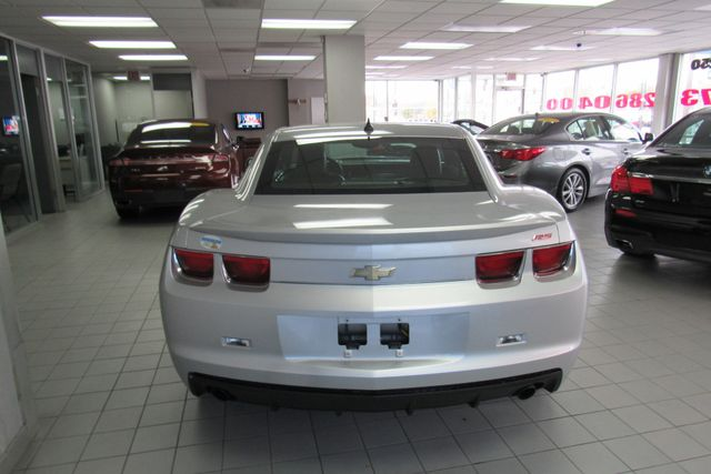 2010 Chevrolet Camaro 2LT Chicago, Illinois 4