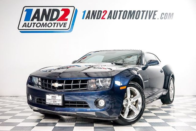 2010 Chevrolet Camaro 1LT in Dallas TX