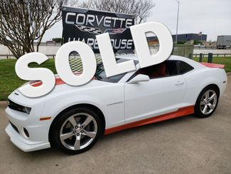 2010 Chevrolet Camaro Coupe 2SS, Boston Radio, Polished Wheels, Only 9k! | Dallas, Texas | Corvette Warehouse  in Dallas Texas