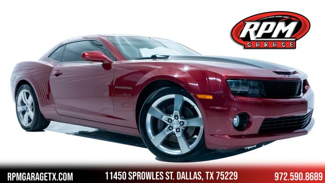 2010 Chevrolet Camaro 2SS Cammed with Many Upgrades