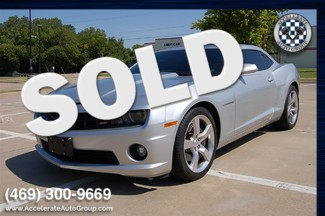 2010 Chevrolet Camaro 2SS Coupe ONLY 21,363 MILES! in Rowlett