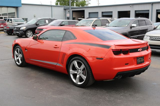 2010 Chevrolet Camaro 2SS LEATHER SUNROOF CUSTOMIZED in Memphis, Tennessee 38115