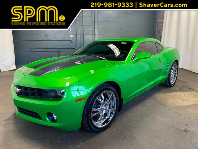 2010 Chevrolet Camaro SYNERGY SPECIAL EDITION PACKAGE