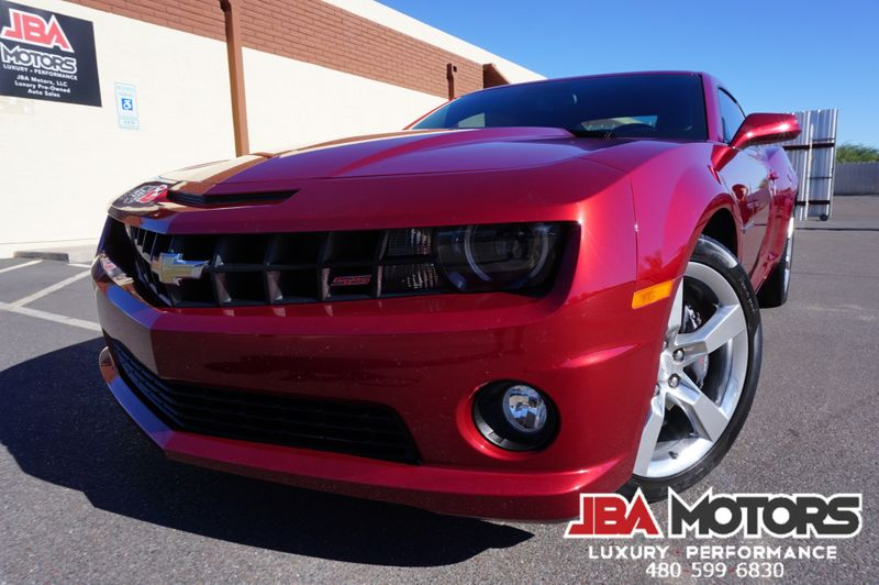 2010 Chevrolet Camaro 2SS RS Package SS ~ 6 Speed Manual ~ 21k LOW MILES | MESA, AZ | JBA MOTORS in MESA AZ