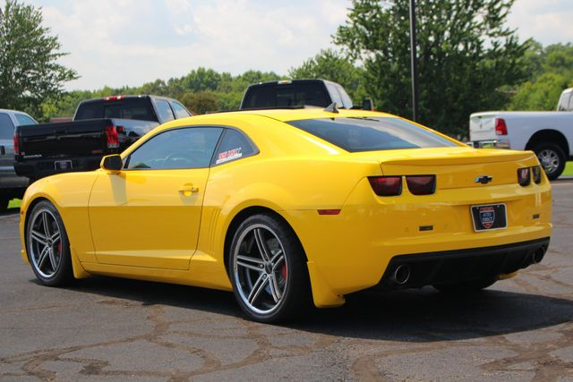 2010 Chevrolet Camaro 2SS/SS - LOT$ OF EXTRA$ - RECEIPTS - DYNO TUNED! Mooresville , NC 27