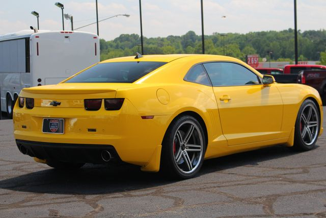 2010 Chevrolet Camaro 2SS/SS - LOT$ OF EXTRA$ - RECEIPTS - DYNO TUNED! Mooresville , NC 25