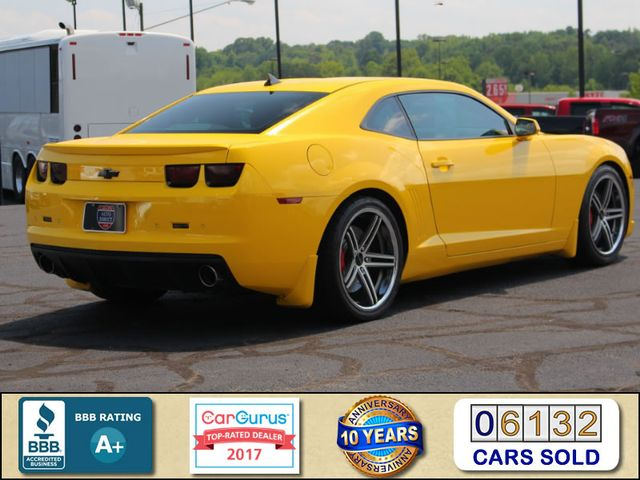 2010 Chevrolet Camaro 2SS/SS - LOT$ OF EXTRA$ - RECEIPTS - DYNO TUNED! Mooresville , NC 2