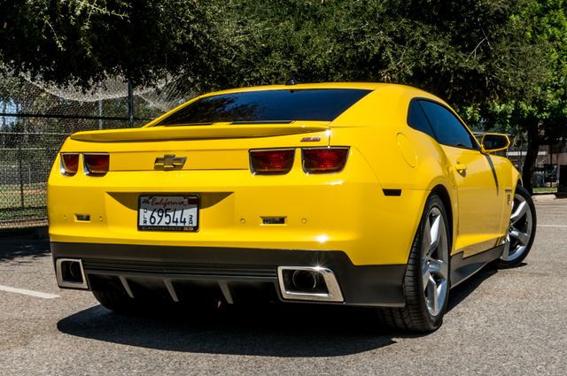 2010 Chevrolet Camaro 2SS - Transformers Edition in Reseda, CA, CA 91335