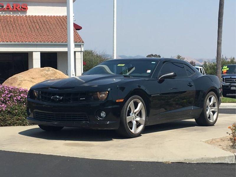 2010 Chevrolet Camaro 1SS | San Luis Obispo, CA | Auto Park Sales & Service in San Luis Obispo CA