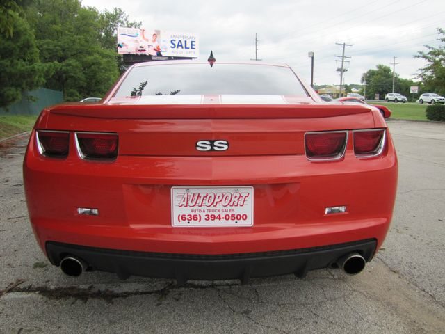 2010 Chevrolet Camaro 2SS St. Louis, Missouri 3