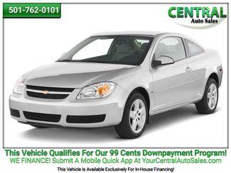 2010 Chevrolet Cobalt LT w/2LT   Hot Springs, AR   Central Auto Sales in Hot Springs AR