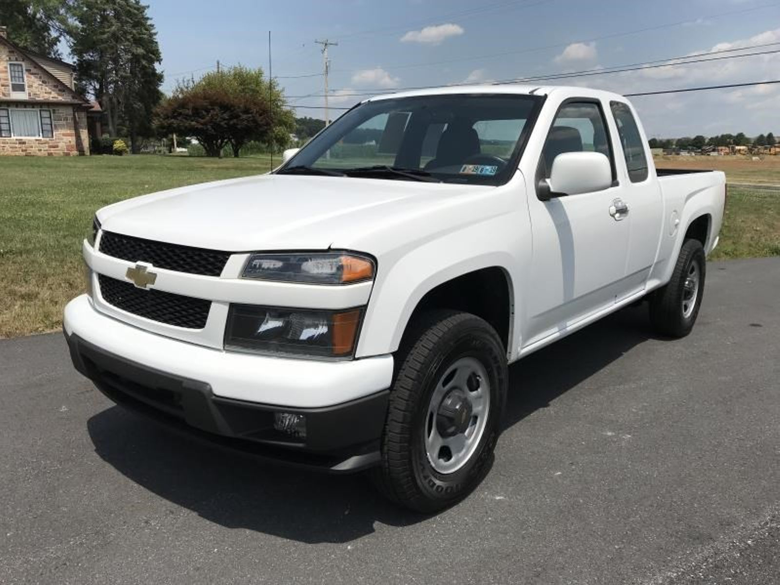 2010 Chevrolet Colorado Work Truck City Pa Pine Tree Motors In Ephrata